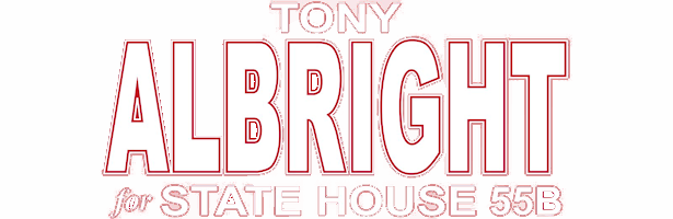 Elect Tony Albright for Minnesota SD55B